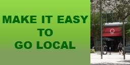 Make it Easy to Go Local