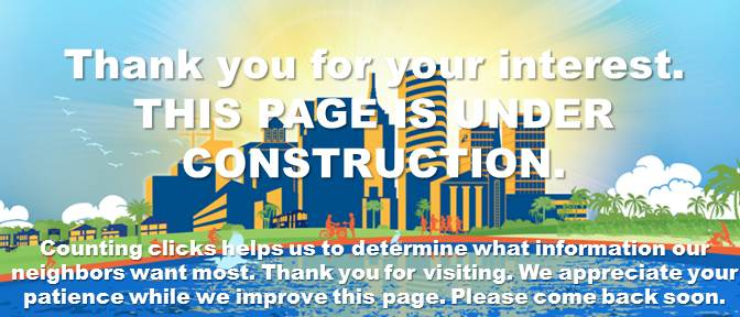 This Page is Under Construction