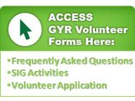 GYR Volunteer Forms Box