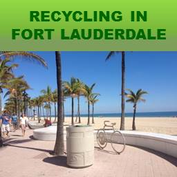 Recycling in Fort Lauderdale Tile