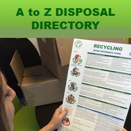 A to Z Disposal Directory