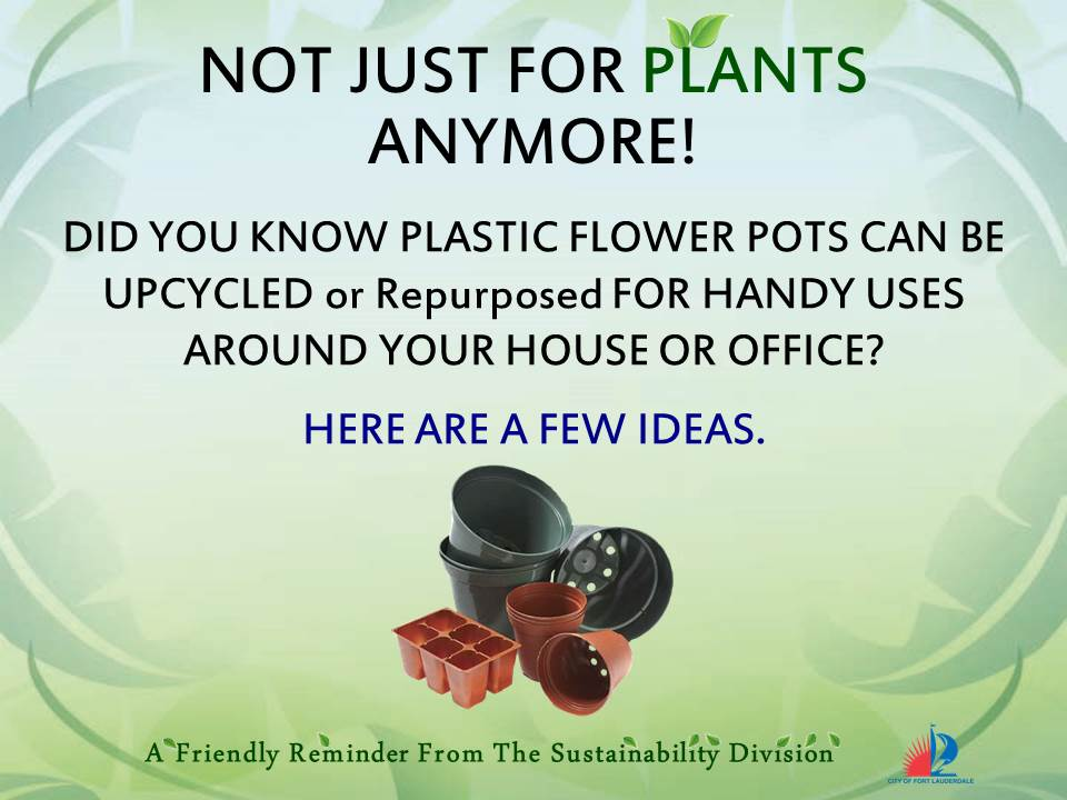 Not Just for Plants Anymore: Slide 1