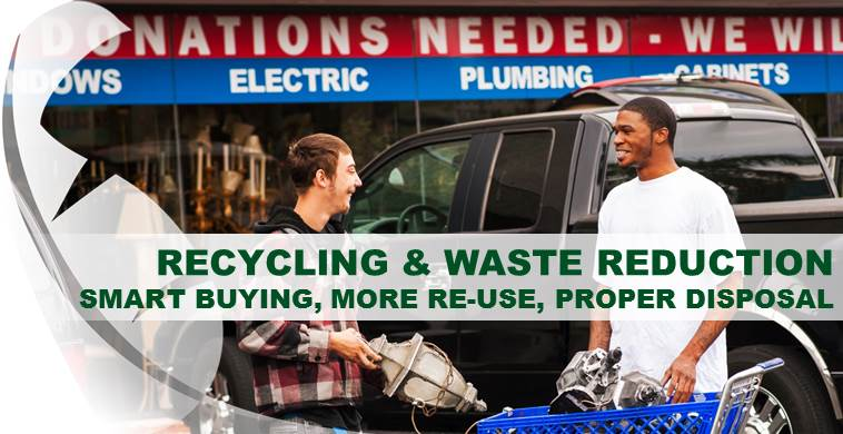Recycling & Waste Reduction