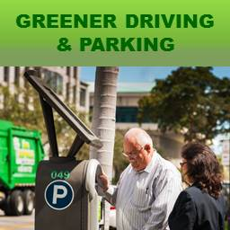 Greener Driving and Parking