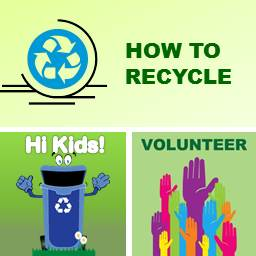 How to Recycle - Volunteer - Meet Art the Cart