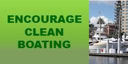 Encourage Clean Boating