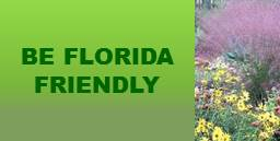 Be Florida-Friendly