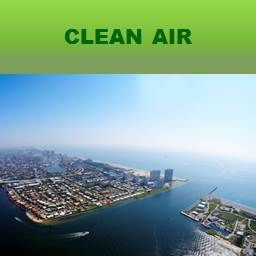 Clean Air Tile