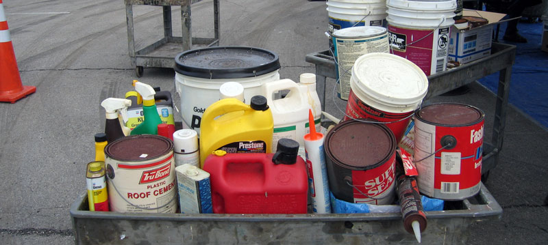 City Of Fort Lauderdale Fl Household Hazardous Waste