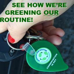 Greening Our Routine