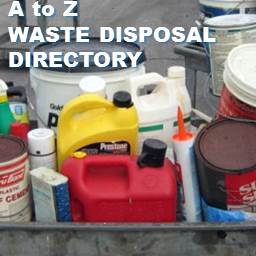 A to Z Waste Disposal Directory