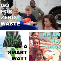Zero Waste Smart Watt and H20 Hero