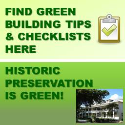 Green Checklists and Historic Preservation