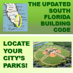 South Florida Building Code and City Parks