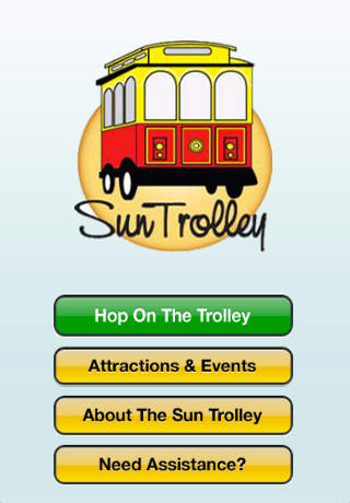 Sun Trolley Tracker