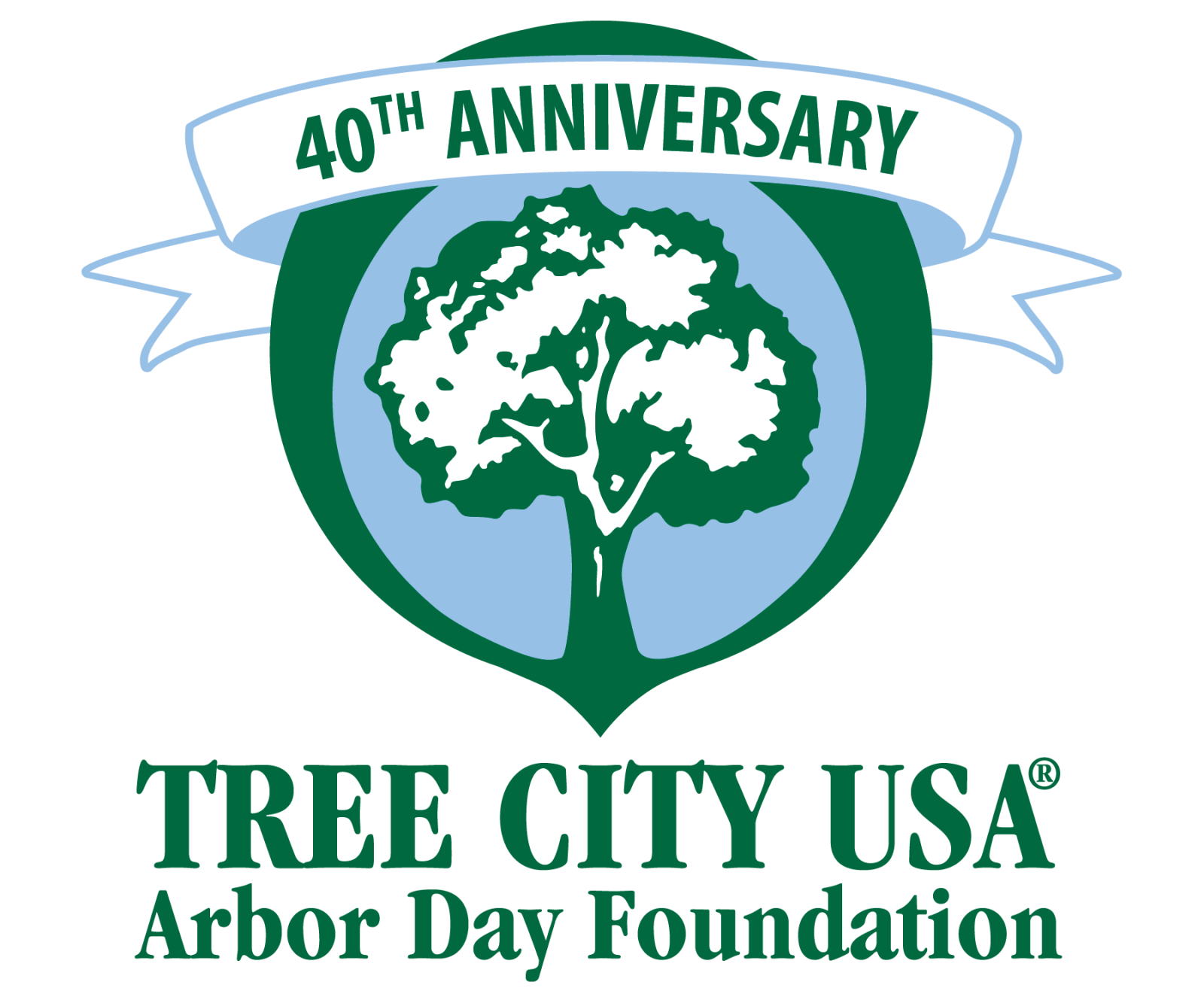 40 Years Tree City USA