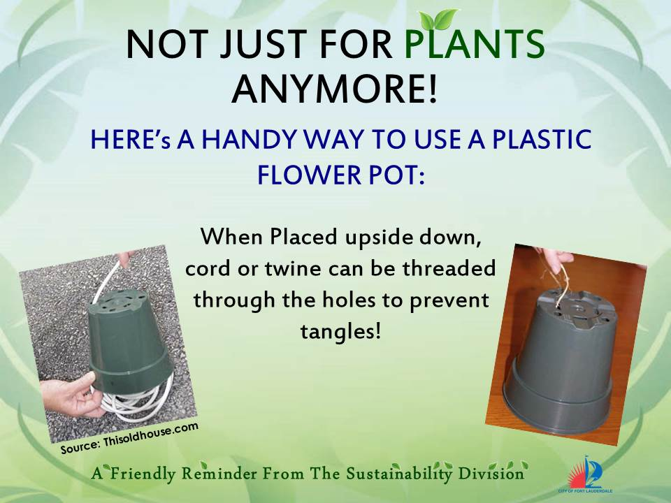 Not Just for Plants Anymore: Slide 2