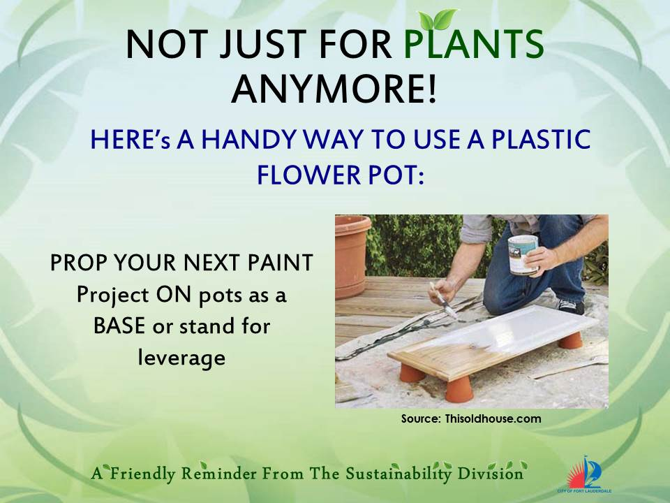 Not Just for Plants Anymore: Slide 3