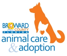 Broward Animal Care and Adoption Logo