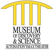 Museum of Discovery & Science Logo