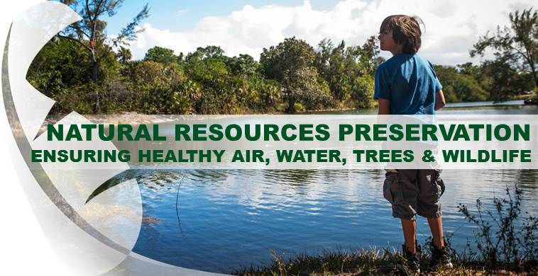 Natural Resources Preservation