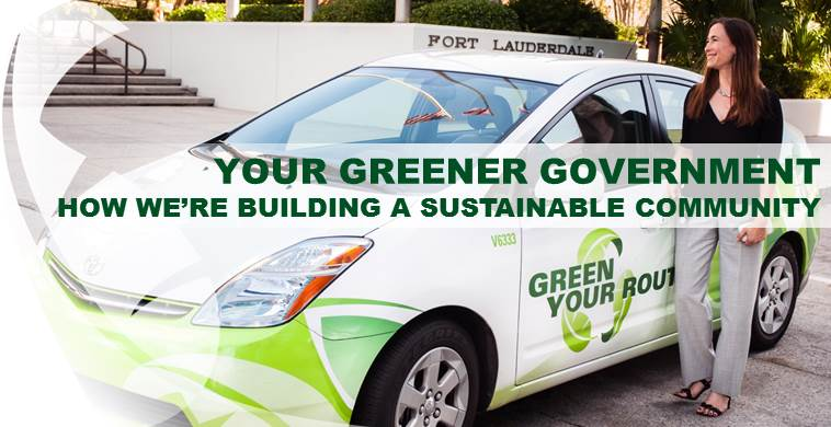 Greener Government