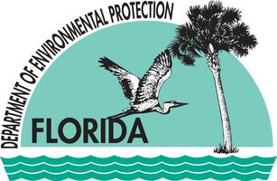 Florida Department of Environmetnal Protection Logo